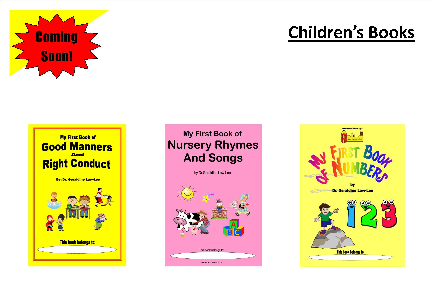 CHILDRENS BOOKS1