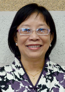 Mrs. DAISY LIAW (HEAD OF IMH ACADEMY AFFAIRS)