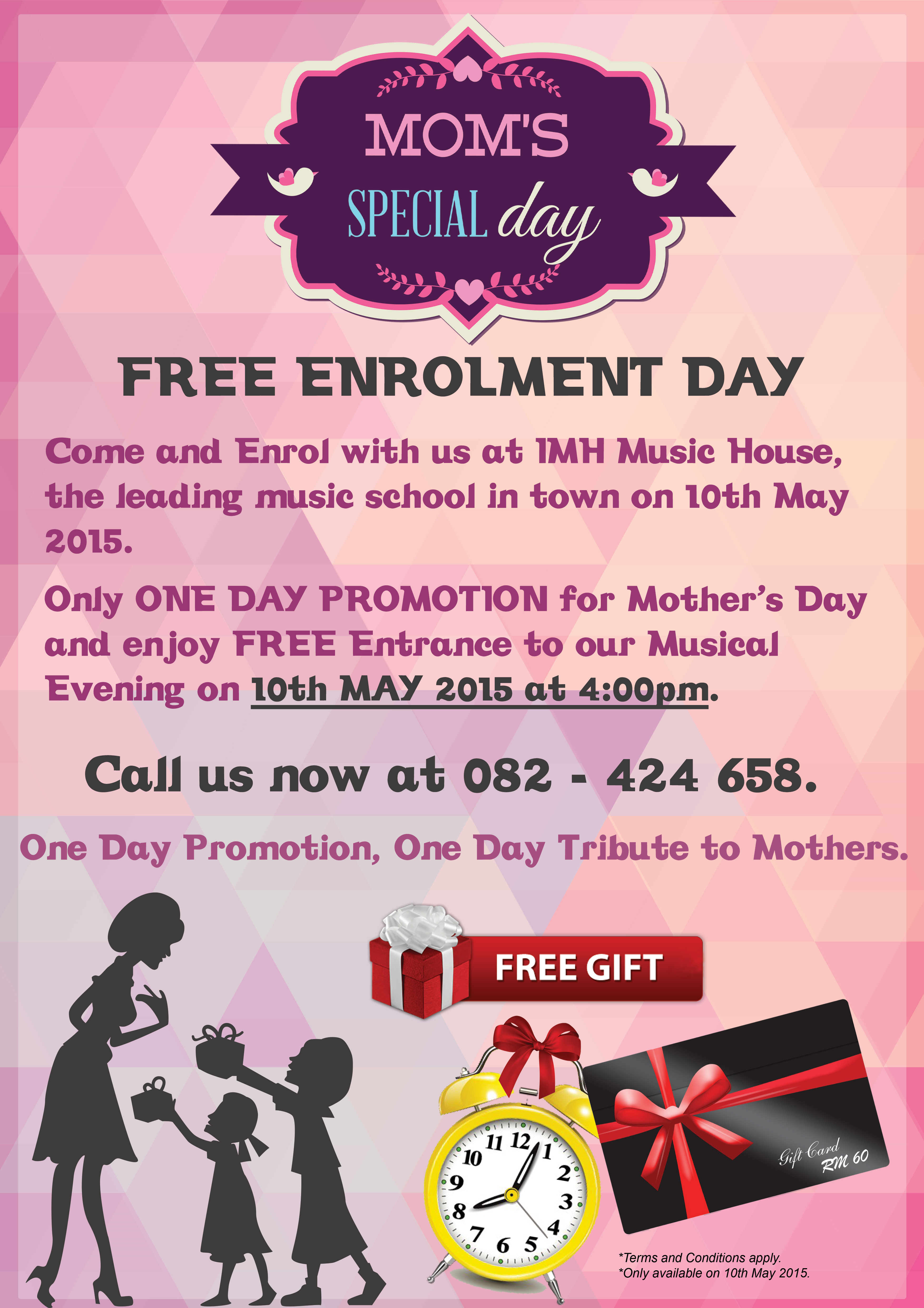 A-Mother,-A-Child-Free-Enrollment-Day