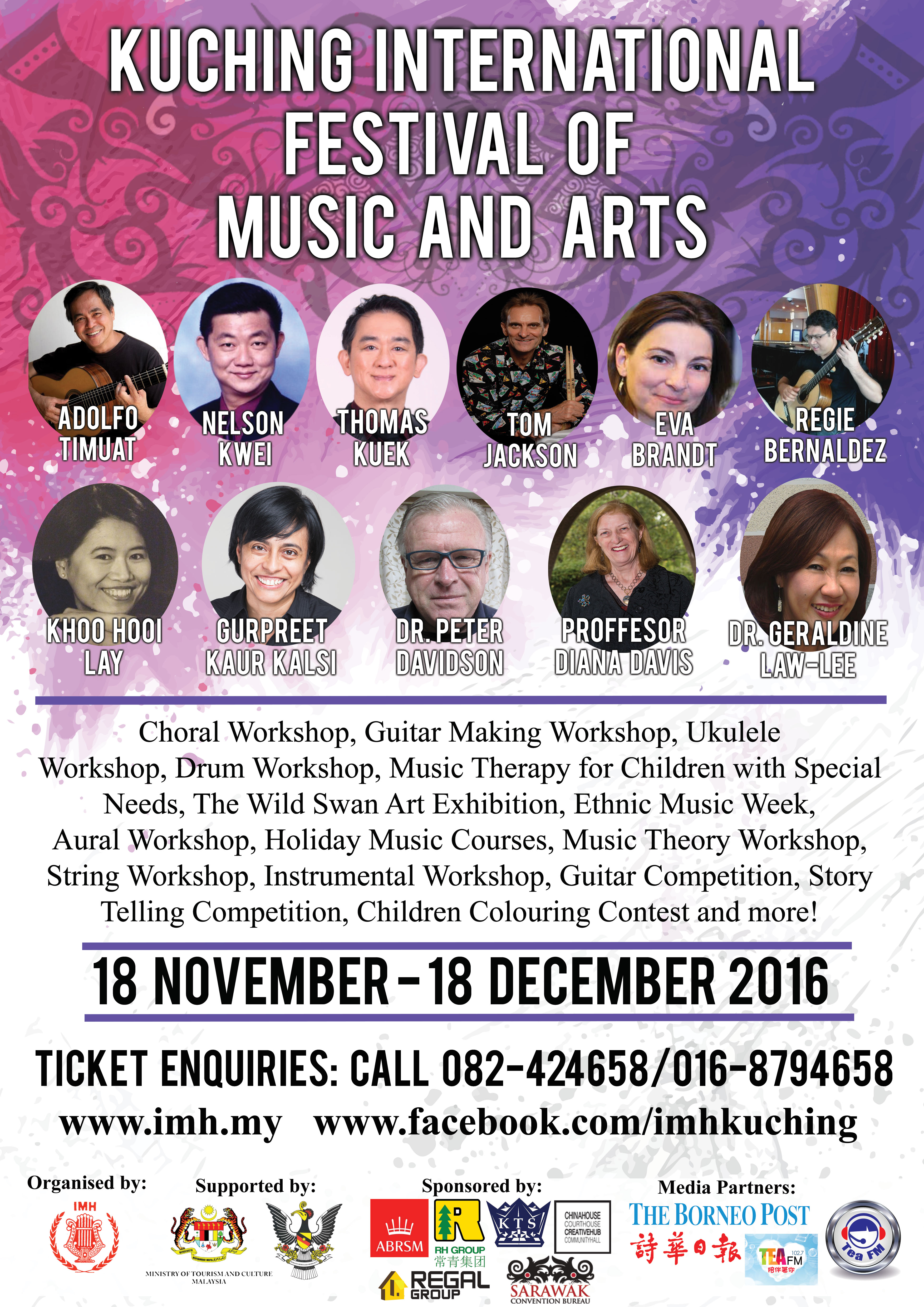Kuching International Festival of Music and Arts